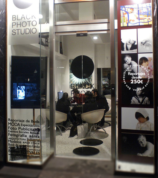 Black Photo Studio